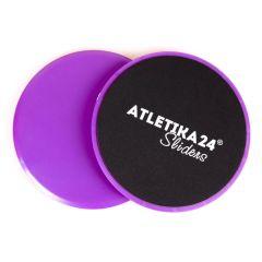Глайдинг диски для скольжения Atletika24
