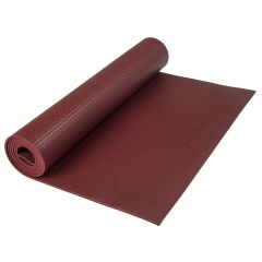 Коврик для йоги Devi Yoga Elements бордовый