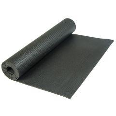 Коврик для йоги Devi Yoga Elements черный