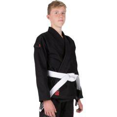 Детское кимоно (ги) для БЖЖ Tatami Estilo 6.0 Black & Black