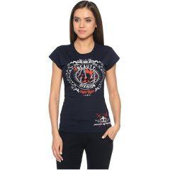 Женская футболка Fight Nights Beauty Division