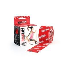 Кинезиотейп Rocktape Design, 5см х 5м, World Class