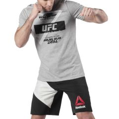 Футболка Reebok UFC Fan Gear Fight For Yours
