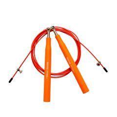 Скоростная скакалка Original FitTools FT-JRP43 - оранжевый