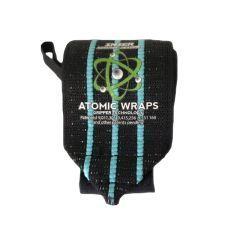 Кистевые бинты Inzer Atomic Wrist Wraps - Blue Ice