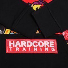 Худи Hardcore Training Doodles