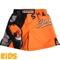 Детские мма шорты Hardcore Training Shadow Boxing