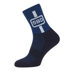 Спортивные носки SBD (Летняя серия 2019) - темно-синий
