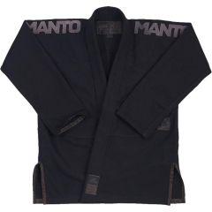 Кимоно (ги) для БЖЖ Manto X3 Black V1