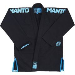 Кимоно (ги) для БЖЖ Manto X3 Black V2