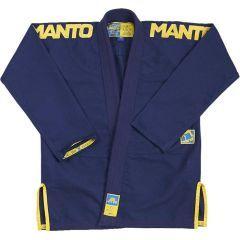 Кимоно (ги) для БЖЖ Manto X3 Blue