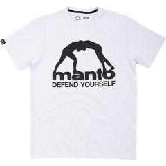 Футболка Manto Defend Youself White