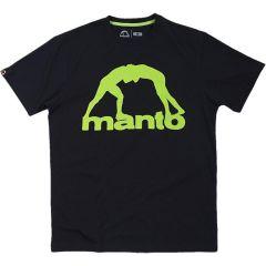 Футболка Manto Vibe Black