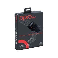 Компрессионный бандаж для голеностопа OPROtec