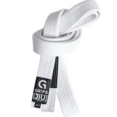 Пояс для кимоно БЖЖ GR1PS White
