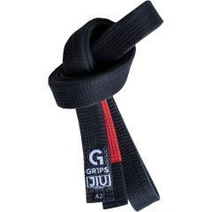 Пояс для кимоно БЖЖ GR1PS Black
