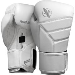 Боксерские перчатки Hayabusa Kanpeki T3 White