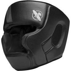 Боксерский шлем Hayabusa T3 Black