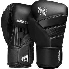 Боксерские перчатки Hayabusa T3 Black