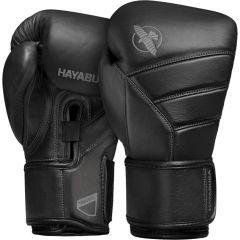 Боксерские перчатки Hayabusa Kanpeki T3 Black