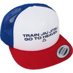 Тракер (бейсболка) Manto Jiu Jitsu