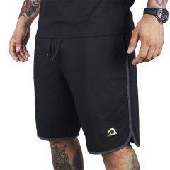 Спортивные шорты Manto Emblem Black