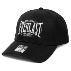 Бейсболка Everlast Authentic Logo черн.