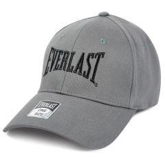 Бейсболка Everlast Classic Logo сер.