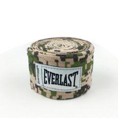 Бинты боксерские Everlast Elastic - камуфляж
