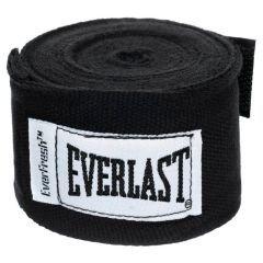 Бинты боксерские Everlast Elastic - черный