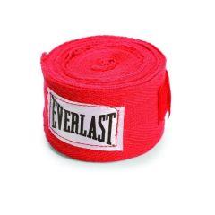 Бинты боксерские Everlast - красный