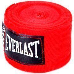 Бинты боксерские Everlast ММА 2.54м - красный