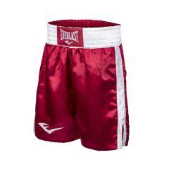 Боксерские шорты выше колена Everlast красн/бел.