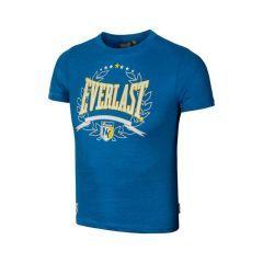 Детская футболка Everlast NY голуб.