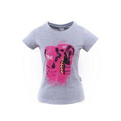 Женская футболка Everlast Protex Gloves сер.