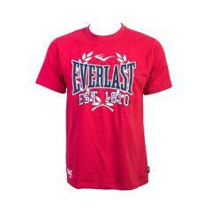 Футболка Everlast Sports Marl 1910 красн.