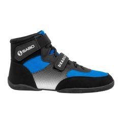 Ботинки для становой тяги САБО Дэдлифт - синий