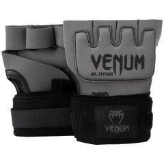 Гелевые бинты Venum Kontact Grey/Black