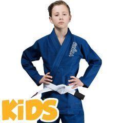 Детское кимоно (ги) для БЖЖ Venum Contender Blue