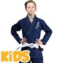 Детское кимоно (ги) для БЖЖ Venum Contender Navy Blue