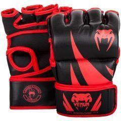 МMA перчатки Venum Challenger Black/Red