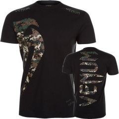 Футболка Venum Original Giant Jungle Camo Black