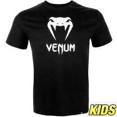 Детская футболка Venum Classic Black