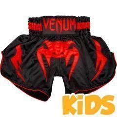 Детские шорты для тайского бокса Venum Bangkok Inferno
