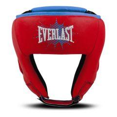 Боксерский шлем детский Everlast Prospect красн.