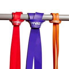 Фиолетовая резиновая петля HVAT (12-36 кг)