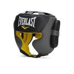 Боксерский шлем Everlast C3 Professional Sparring - черн/сер.