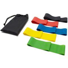 Набор резинок для фитнеса Heavy Sport - 5 шт.