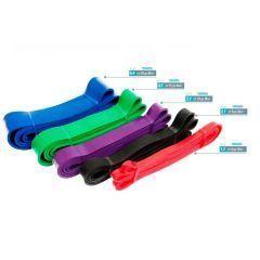 Фиолетовая резиновая петля Bradex (12 - 36 кг), 32 мм