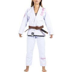 Женское кимоно (ги) для БЖЖ GR1PS Primero Competition - белый